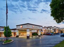 Best Western Plus Milwaukee Airport Hotel & Conference Center, hotel near General Mitchell International Airport - MKE,