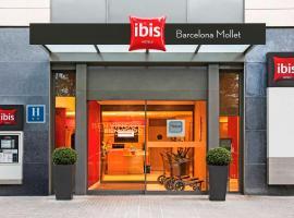 Ibis Barcelona Mollet, hotel que acepta mascotas en Mollet del Vallès