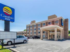 Comfort Inn Red Horse, hotel in Frederick