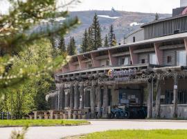 Lapland Hotels Luostotunturi & Amethyst Spa, hotel in Luosto