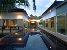 Les Palm WATERFALL Pool Villa, hotel near Khao Phra Thaeo National Park, Thalang