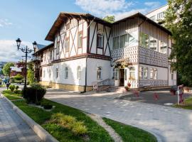 Villa Viktoriya Hotel, hotel in Truskavets