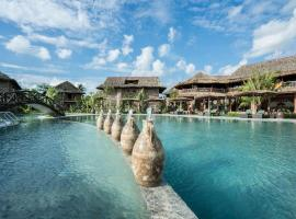 Can Tho Ecolodge, luxury hotel in Can Tho