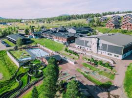 Pernilla Wiberg Hotel, hotell i Idre