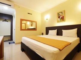 Golden Sari Hotel, hotel dekat Pantai Losari, Makassar