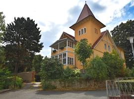 Charming Apartment in Bad Suderode with Balcony, hotel in Bad Suderode