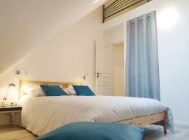 Maison de ville centre Nogent le Rotrou, self catering accommodation in Nogent-le-Rotrou