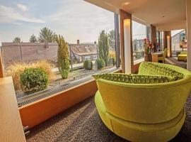 Hotel Der Blaue Reiter, отель в Карлсруэ