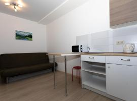 Apart on Tatyanin park, hotel in Govorovo