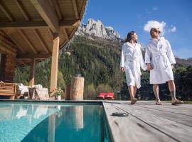 Olympic SPA Hotel - Adults Only, hotel in Vigo di Fassa
