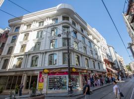 Palde Hotel & Spa, отель с бассейном в Стамбуле