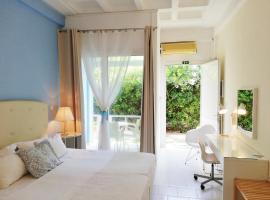 Homely Studios, ξενοδοχείο κοντά σε Λιμάνι Οινουσσών, Χίος