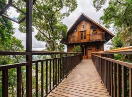 Pousada Pedras e Sonhos, hotel perto de Pico do Selado, Monte Verde