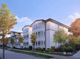 Villa am Park, Hotel in Binz