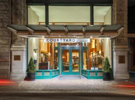 Courtyard by Marriott Pittsburgh Downtown, hotel in Pittsburgh