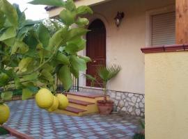 Villa Rahal, hôtel à Racalmuto