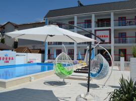 Bossa Inn, отель в Железном Порту