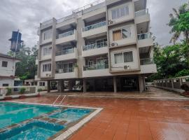Le Aafia Suites, hotel with pools in Calangute