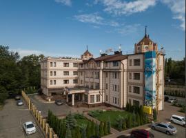 Slava Hotel, готель у Запоріжжі