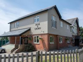 Rose and Crown, hotel near Brownsea Castle, Poole