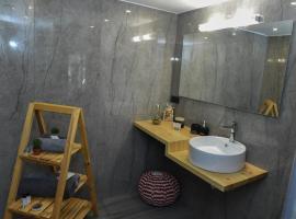 Dioni Lux, apartment in Agios Nikolaos