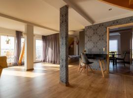 Maisonette Wohnung mit Blick über die Stadt, Hotel in Jena