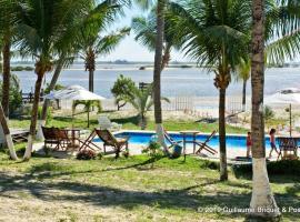 Hotel Resort Eco O Forte, hotel em Mangue Seco
