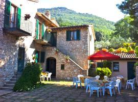 Il Fosso Delle Carceri, apartment in Assisi