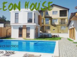 EleOn House, hotel with jacuzzis in Kabardinka