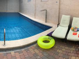 Guest House Yantar, hotel with pools in Gelendzhik