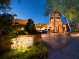 Inn on the Alameda, hotel in Santa Fe