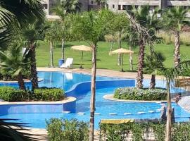 Jade Golf City, Hotel in der Nähe von: Menaragärten, Marrakesch