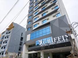 Griffin Hotel and Suites, hotel in Cebu City