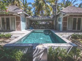 Sunset Palms Resort, villa in Gili Trawangan