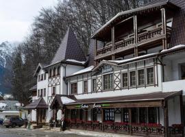 Conac Bavaria, hotel din apropiere   de Castelul Bran, Buşteni