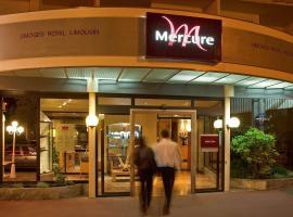 Mercure Limoges Centre, hôtel à Limoges près de: Golf de Limoges