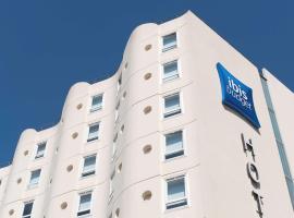 ibis budget Bordeaux Centre - Gare Saint Jean, hôtel à Bordeaux