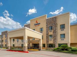 Comfort Suites Baytown I – 10, hotel in Baytown