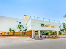 Quality Inn Mazatlan, hotel in Mazatlán