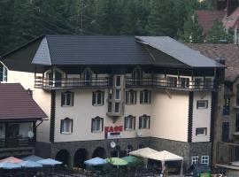 Эмен, hotel in Terskol