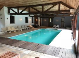 3 Renards Spa, hotel with pools in Spa