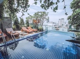 Feliz Urban Hotel, hotel near Aeon Mall, Phnom Penh