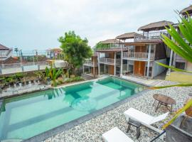 OYO 1215 Tree House Villa, hotel in Nusa Dua
