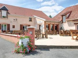 Auberge Saint Fergeux, hotel in Gionges