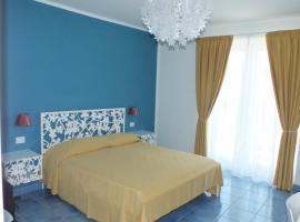 Casa Vacanze Baia Garagliano, hotel per famiglie a Scario