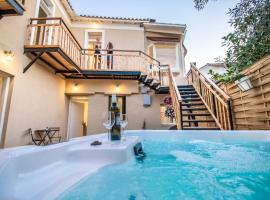 Levkosh Apartments at Lefkada's Heart, serviced apartment in Lefkada