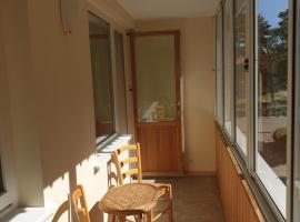 Apartamentai Taikos 10-36 Nida, hotel near Dunes in Nida, Nida