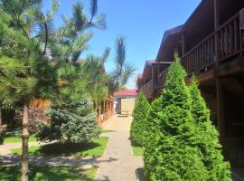 Rapan Sport Hotel, hotel in Nizhneye Dzhemete