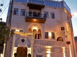 MNR CAVE CAPPADOCİA, hotel in Urgup