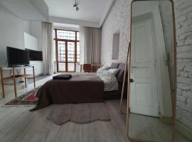 Prawdopodobnie najlepsze miejsce przy OFF Piotrkowska – apartament w Łodzi